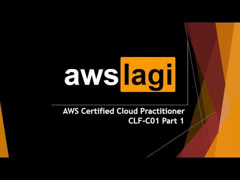 AWS Certified Cloud Practitioner Exam Questions 2020 ... - YouTube
