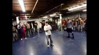 Подпольные бои без правил / Underground MMA