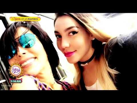 ¡Alejandra Guzmán le canta 'Llama por favor' a Frida Sofía! | Sale el Sol