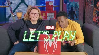 Jackie Kashian saves New York in Marvel's Spider-Man for PS4 | Marvel Let's Play