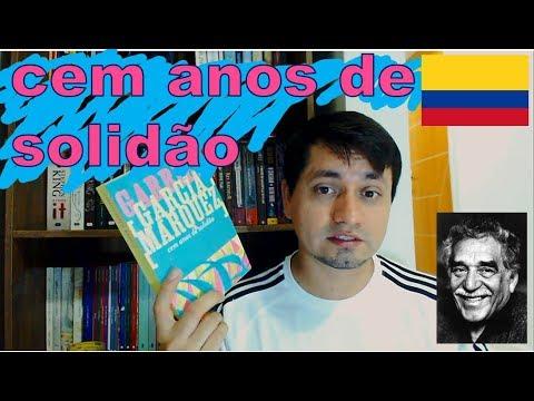 Cem anos de solidão - Gabriel Garcia Marquez