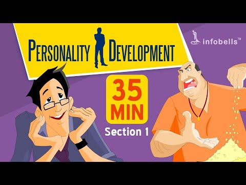Personality Development  Episode 1 Video Collection | Infobells Self Improvement Easy Steps