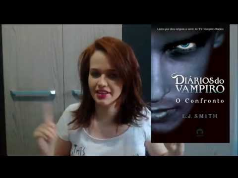 O Confronto (Diários do Vampiro) - L. J. Smith