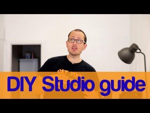 Setting up a Photo studio - size, cost & FAQs