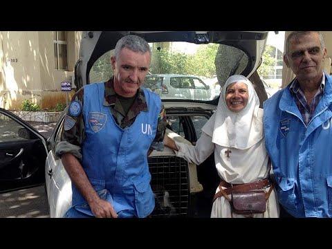 العرب اليوم - شاهد: وعاد القرد اللبناني