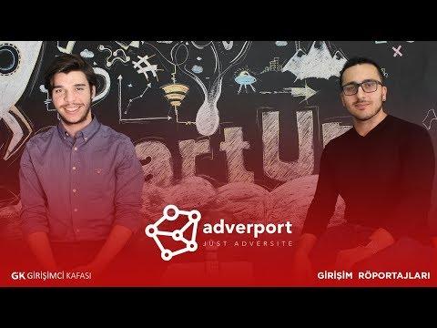 Adverport: Reklam Veren İle YouTuber'ları Buluşturan Portal [Girişim Röportajları]