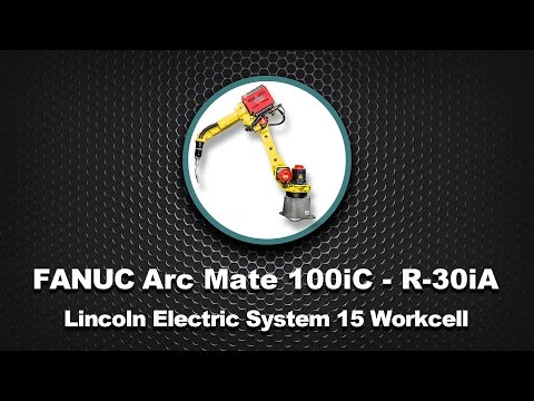 FANUC ArcMate 100iC Welding System