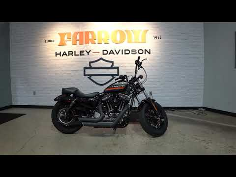 2018 Harley-Davidson Forty-Eight Special XL 1200XS