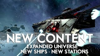 X4 Foundations: The Split Vendetta - New Ships, New Stations, Expanded Universe [RE-UPLOAD]