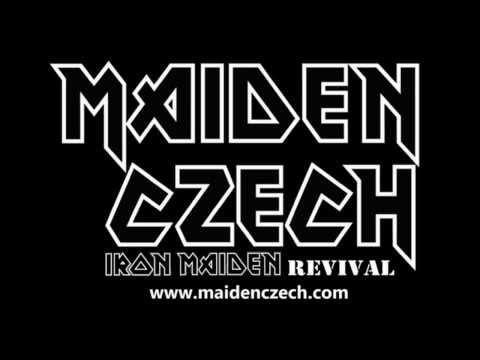 Maiden Czech - Maiden Czech UP THE IRONS