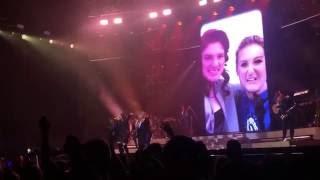 Meghan Trainor live Friends (Untouchable Tour)