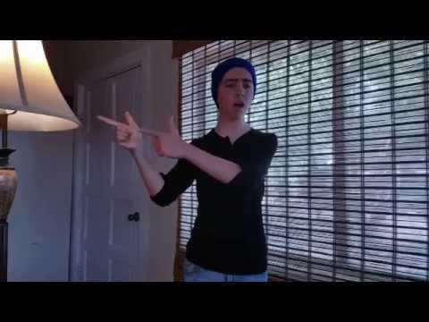 Can't Help Falling In Love (Twenty One Pilots) ASL (видео)
