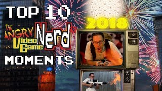 Top 10 AVGN Moments of 2018