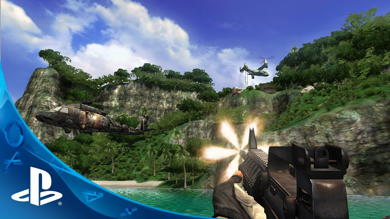 Far Cry Classic & Far Cry Compilation Out Today on PS3