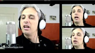 How To Sing a cover of You Can't Do That Beatles Vocal Harmony