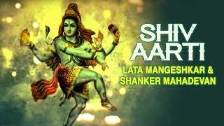OM JAI SHIV OMKARA (Shiv Aarti Hindi) - LATA MANGESHKAR | SHANKAR MAHADEVAN | Times Music Spiritual