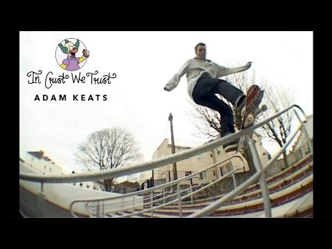 Adam Keats In Crust We Trust Part | TransWorld SKATEboarding