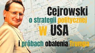 Cejrowski o strategii politycznej w USA i promieniowaniu 2019/11/18 SDZ odc. 33 cz. 2