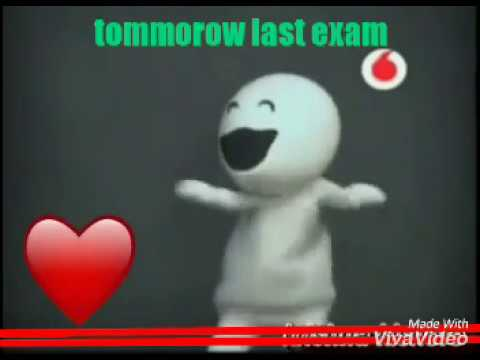 Download Last exam funny video #vodafone zoozoo HD Mp4 3GP Video and MP3