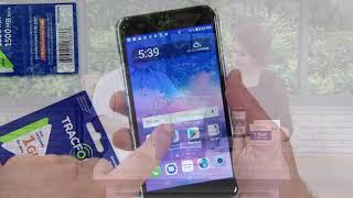 "Tracfone LG Premier Pro 5.3"" Smartphone w/ Case & 1500 Min/Text/Data on QVC"
