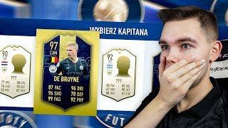 TOTY DRAFT! 3 IKONY! | FIFA 19