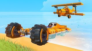 WHO HAS THE BEST 3 IN 1 VEHICLE?! - Trailmakers