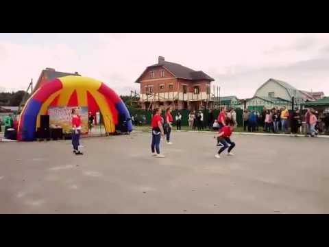 "Танец под ""Moscow Calling"""