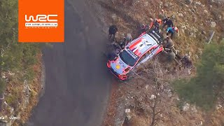 Rallye Monte-Carlo 2020: Highlights Stages 13-14