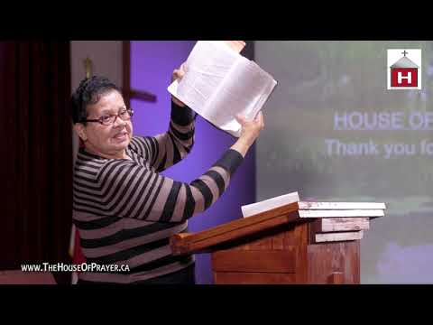 """""""A Spiritual Tornado"""" with Pastor Jean Tracey"""
