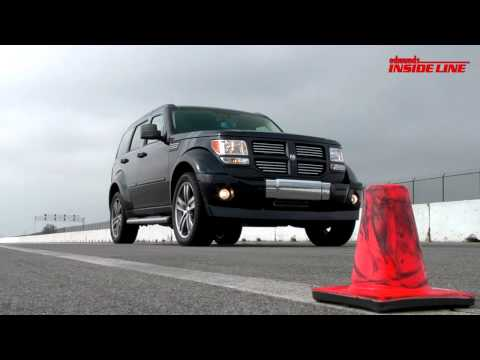 2011 Dodge Nitro Shock Track Video