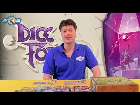 Dice Forge játékbemutató - Gémklub