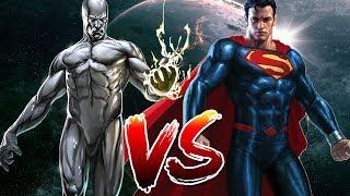 Superman VS Silver Surfer   Who Wins?