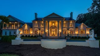Mclean Mansion - Unparalleled Luxury Living & Entertaining