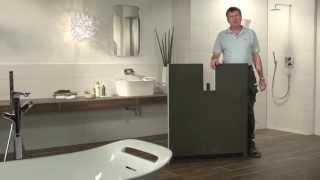 Wedi | DE   Produktfilm: Plano Linea Das Flachste Bodengleiche Duschelement  Von Wedi Mit Ablaufrinne