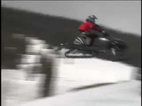 Snowmobile Video