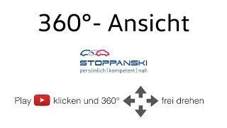 Volkswagen up! high up! 1.0 Black & White 4-Türig Anschlussgar