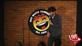 Josh Pugh | LIVE at Hot Water Comedy Club