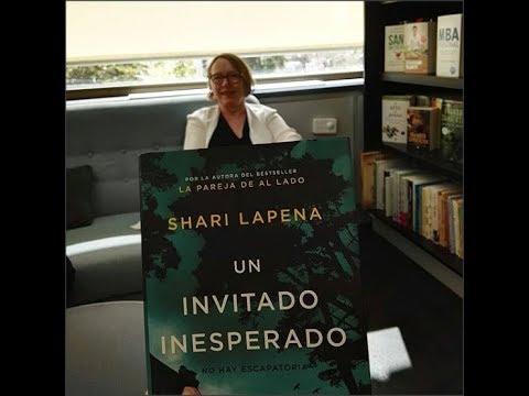 Vidéo de  Shari Lapena