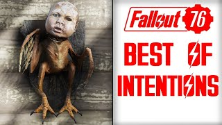 Fallout 76: Best Of Intentions - Sheepsquatch DLC
