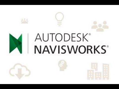 Autodesk Naviswork 2018   Project Animation   Online Lessons