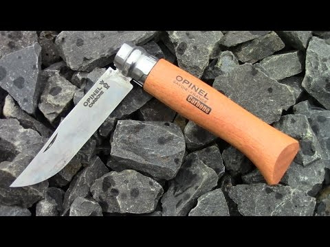 "Opinel No. 8 ""Full Review"" by TheGearTester"