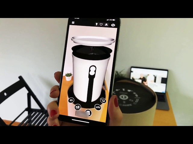 Augmented Reality in Packaging