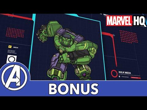 Mech Strike Minute! | Hulk | Marvel's Avengers: Mech Strike