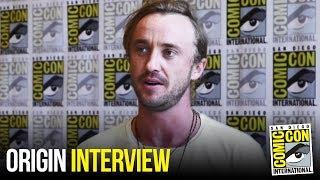 Tom Felton Talks ORIGIN and Move from Film to YouTube at Comic Con 2018 | Kholo.pk