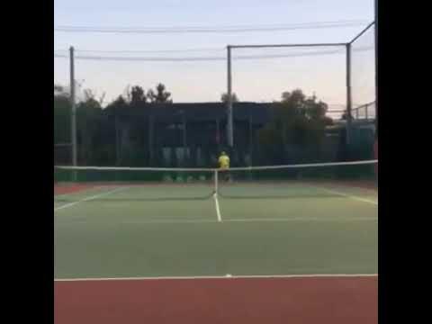 テニス上達のポイントをお伝えします インターハイ優勝校元部員/指導人数200人以上/テニスコーチ イメージ1