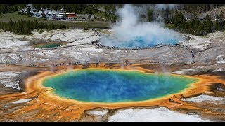 "Breaking: ""Yellowstone Super-volcano Shakes 10 Quakes"""