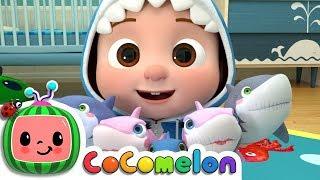 Baby Shark 2 - Hide and Seek | Cocomelon (ABCkidTV) Nursery Rhymes & Kids Songs
