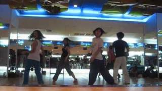 4Minute - Invitation dance @ P'Tun class