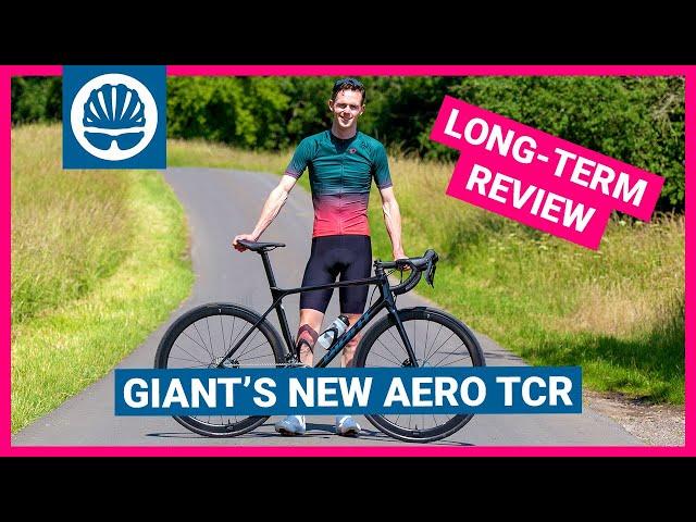 Видео Велосипед Giant TCR Advanced Pro 2 Disc (Carbon/Chrysocolla)