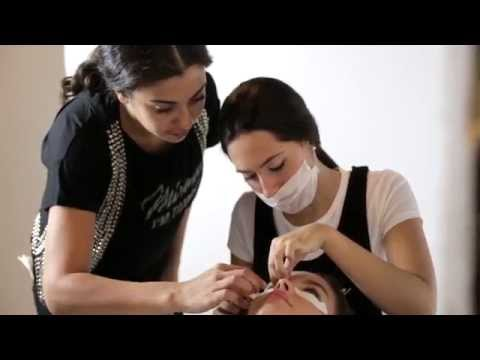 Making of Mírame Lashes & Brows (Extensiones de pestañas una a una y Diseño de Cejas)